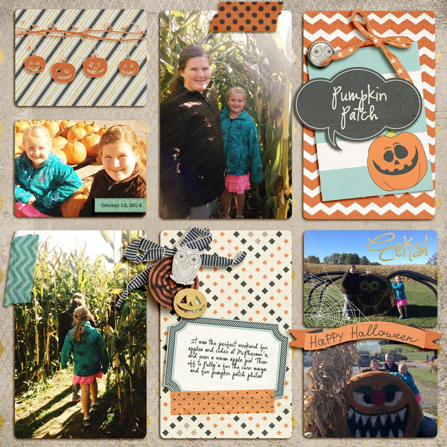 Layout by Julie